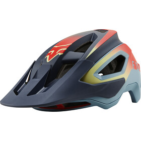 Fox Speedframe Pro Daiz Helm Herren light blue
